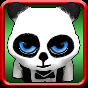 qq经典系统自带头像熊猫