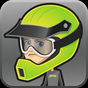越野摩托  小编简评: 动感十足的一款摩托竞速游戏