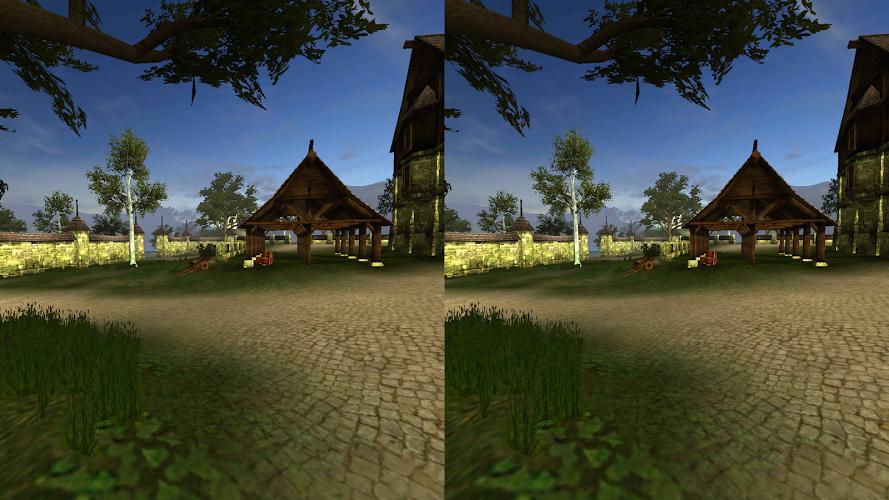 虚拟村庄VR图1
