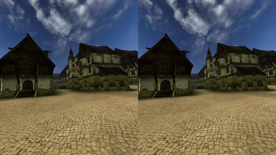 虚拟村庄VR图3