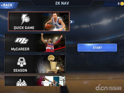 NBA2K16(含数据包)截图