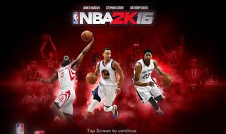 NBA2K16(含数据包)视频
