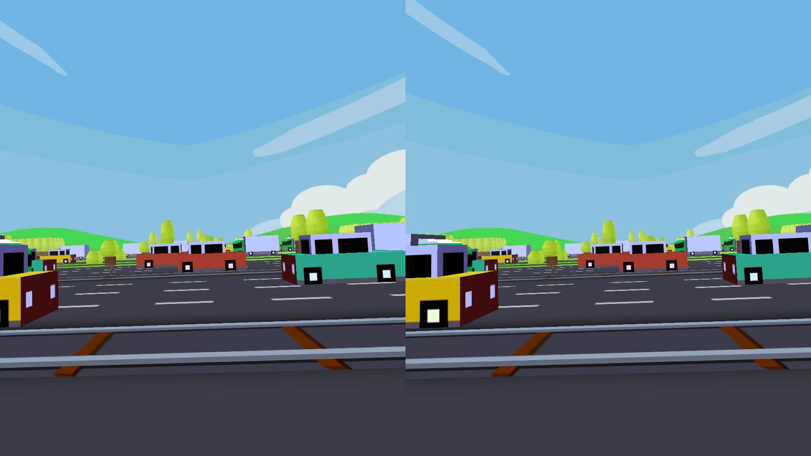 过马路Vr版图3