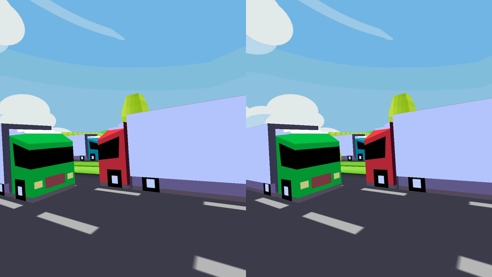 过马路Vr版图4