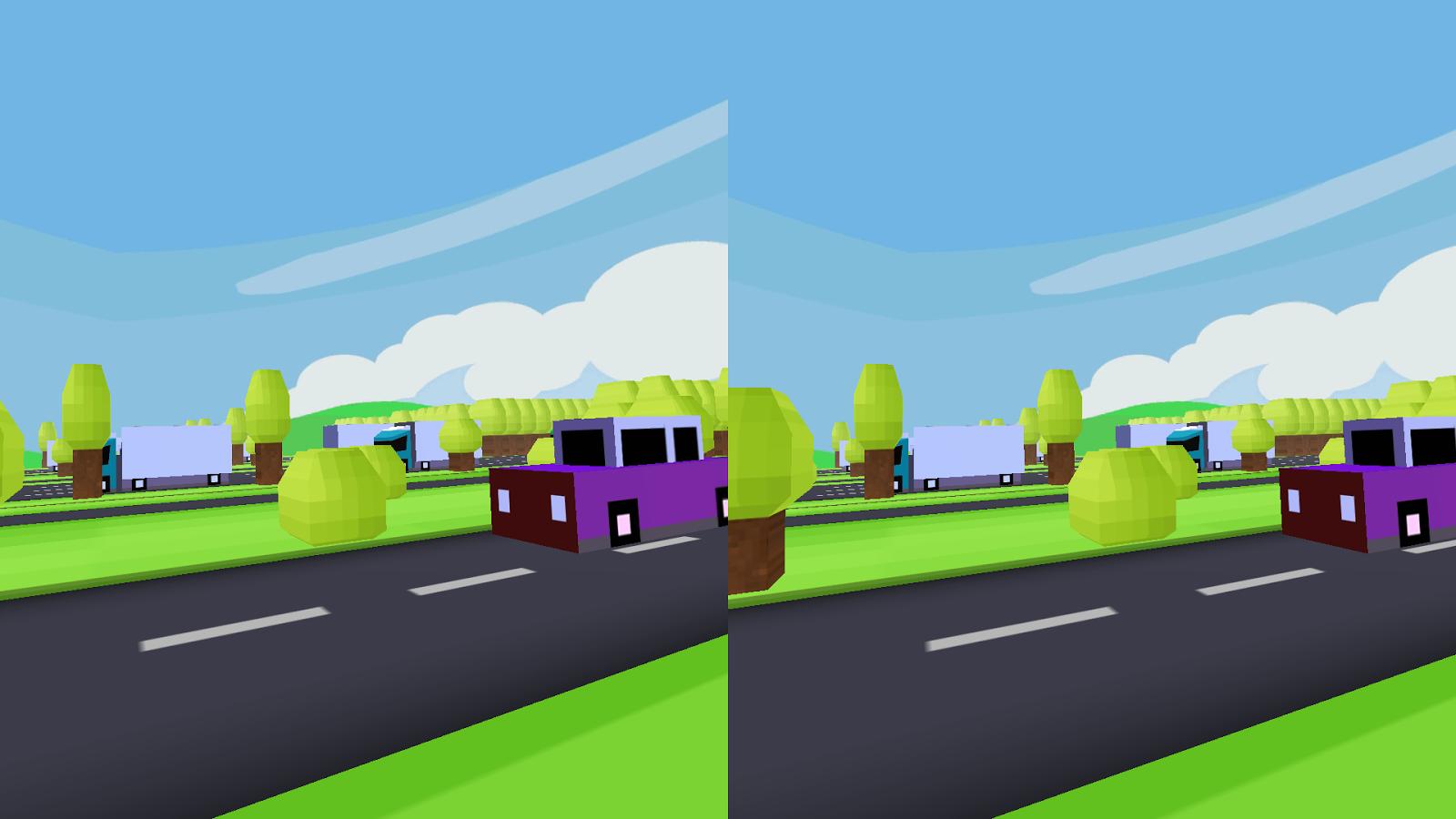 过马路Vr版图5
