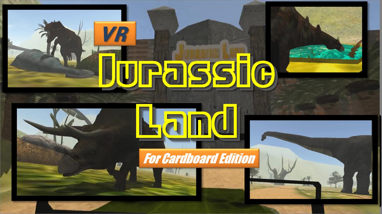 侏罗纪公园VR(含数据包)图1