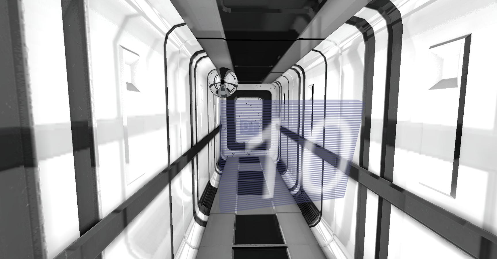 VR空间图1