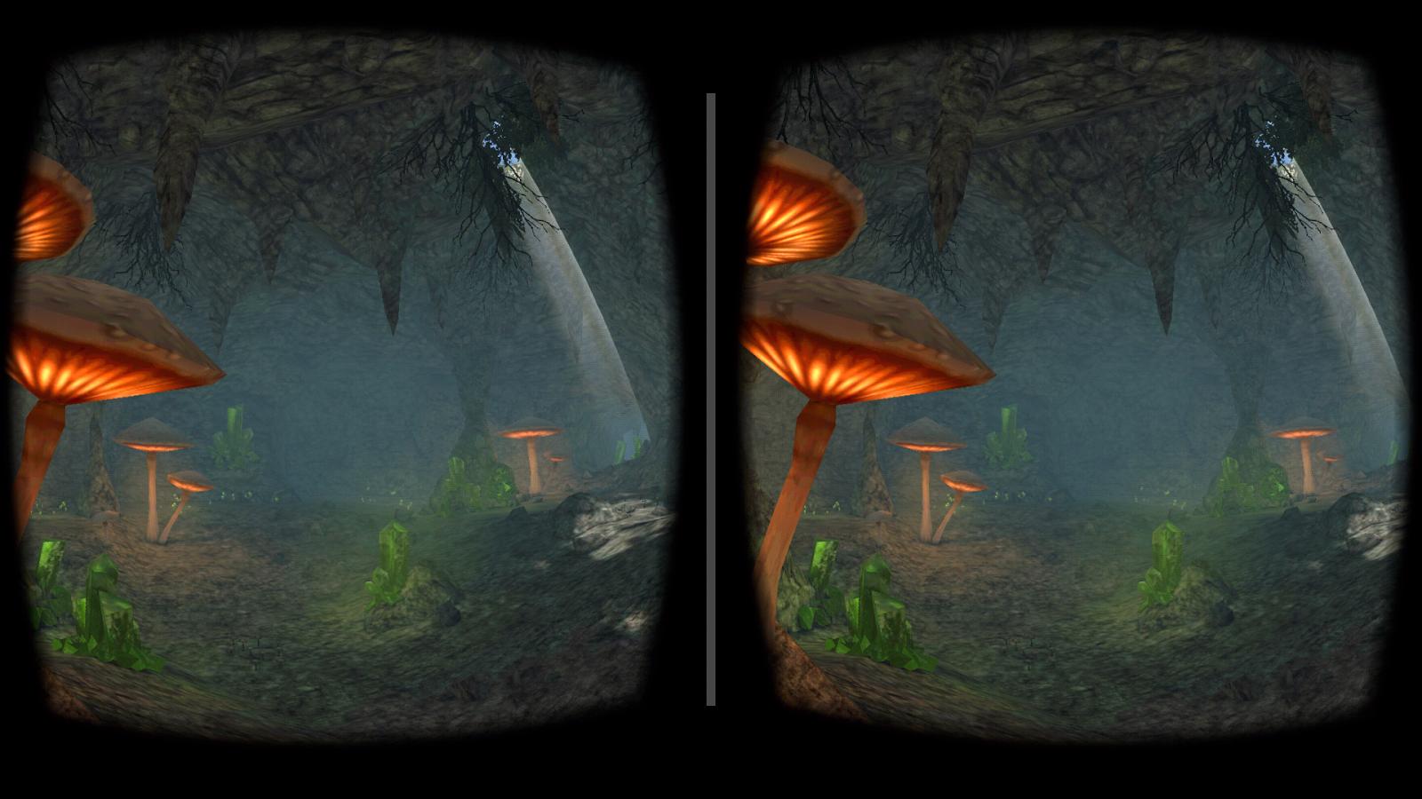穿越洞穴VR图2