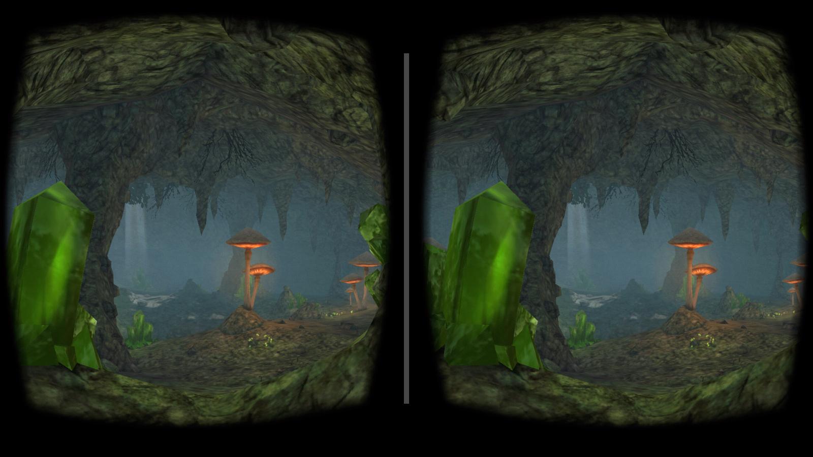 穿越洞穴VR图3