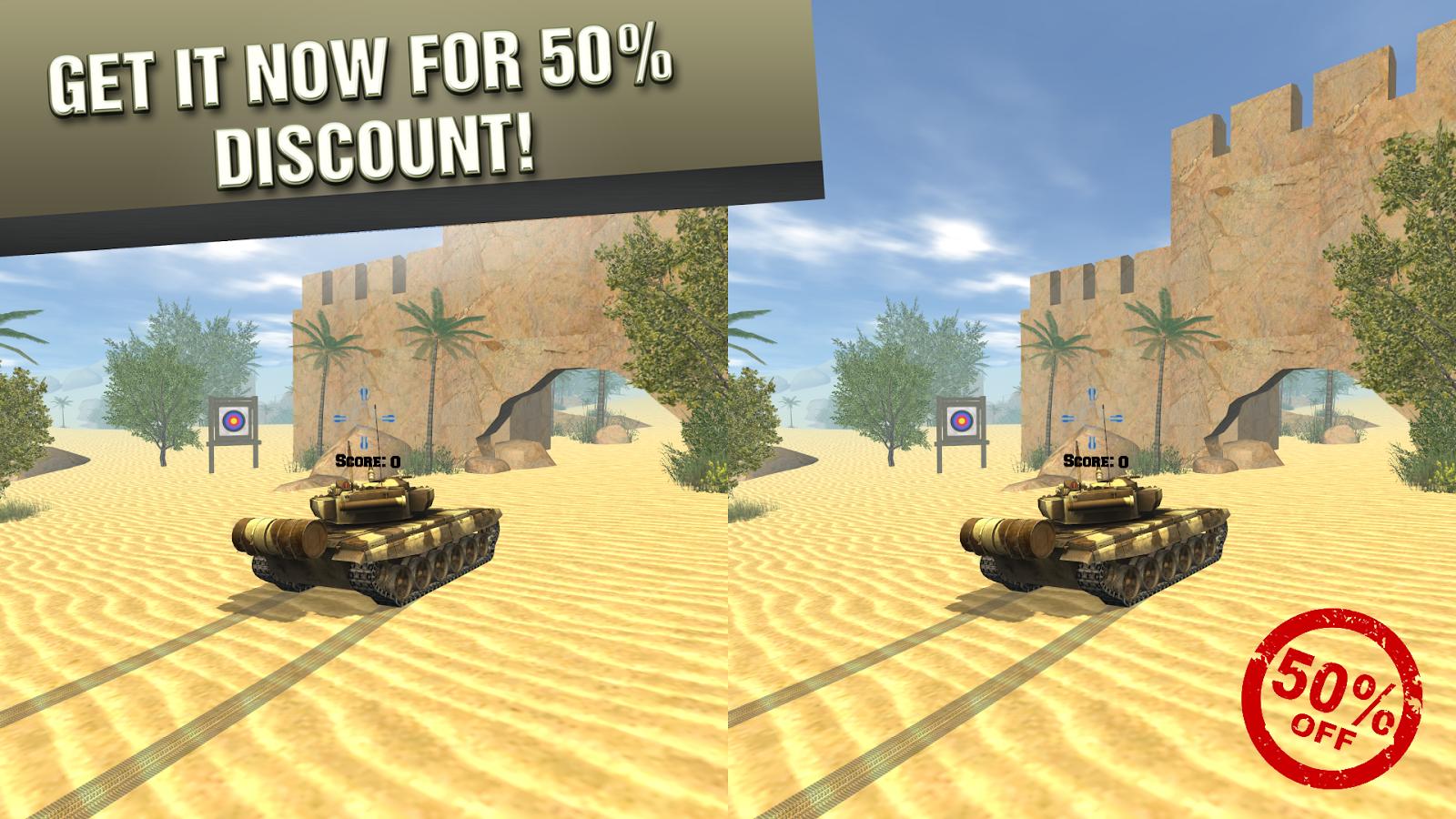 坦克训练VR图2