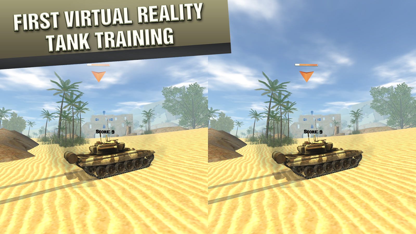 坦克训练VR图3
