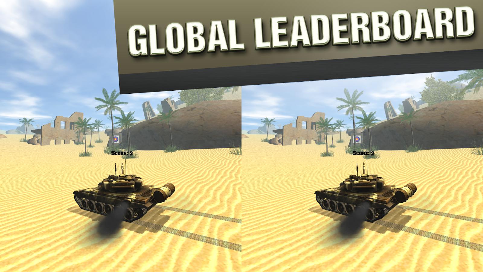 坦克训练VR图4
