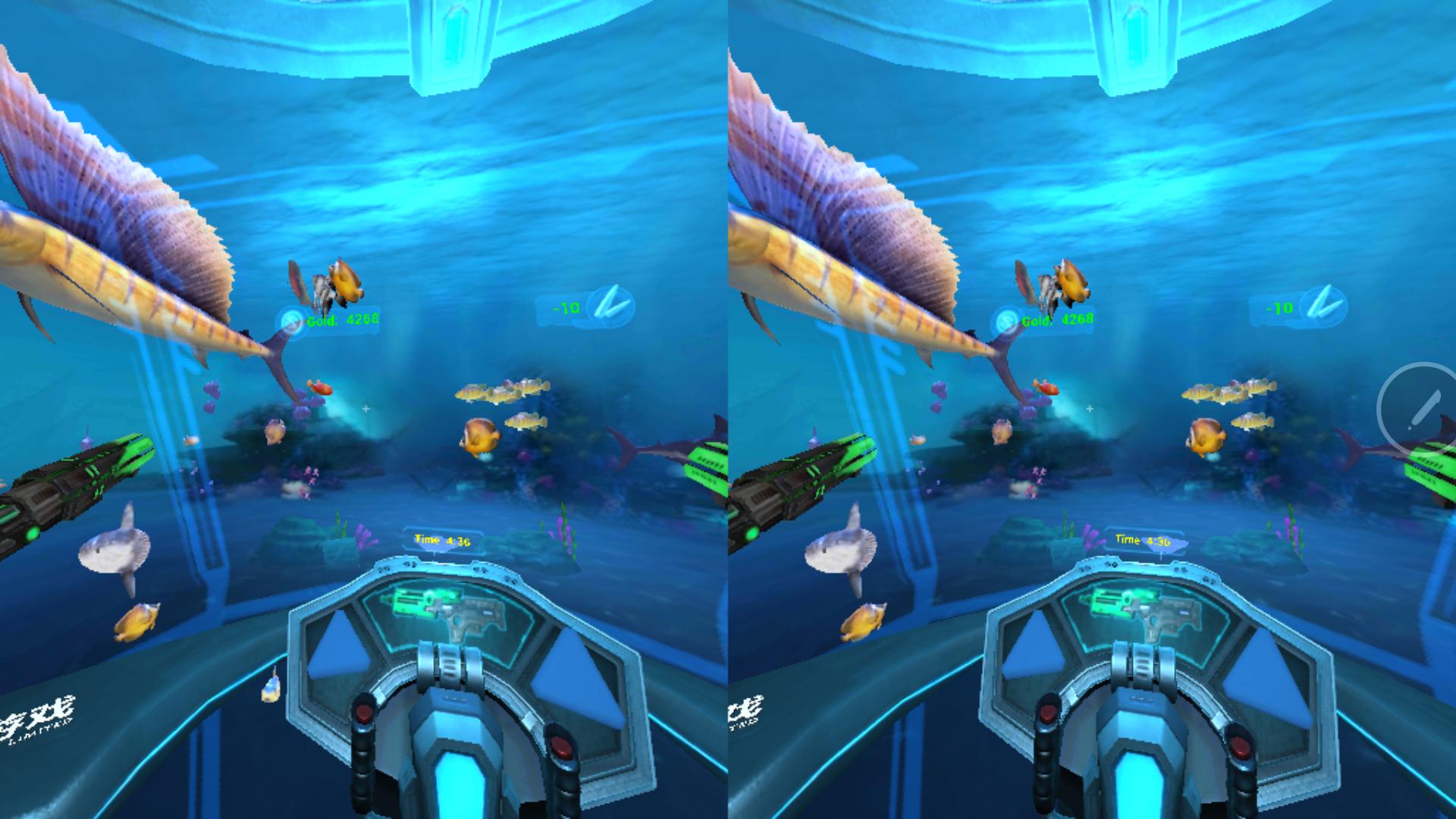 VR捕鱼图1