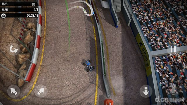 鲁莽赛车3(含数据包)截图