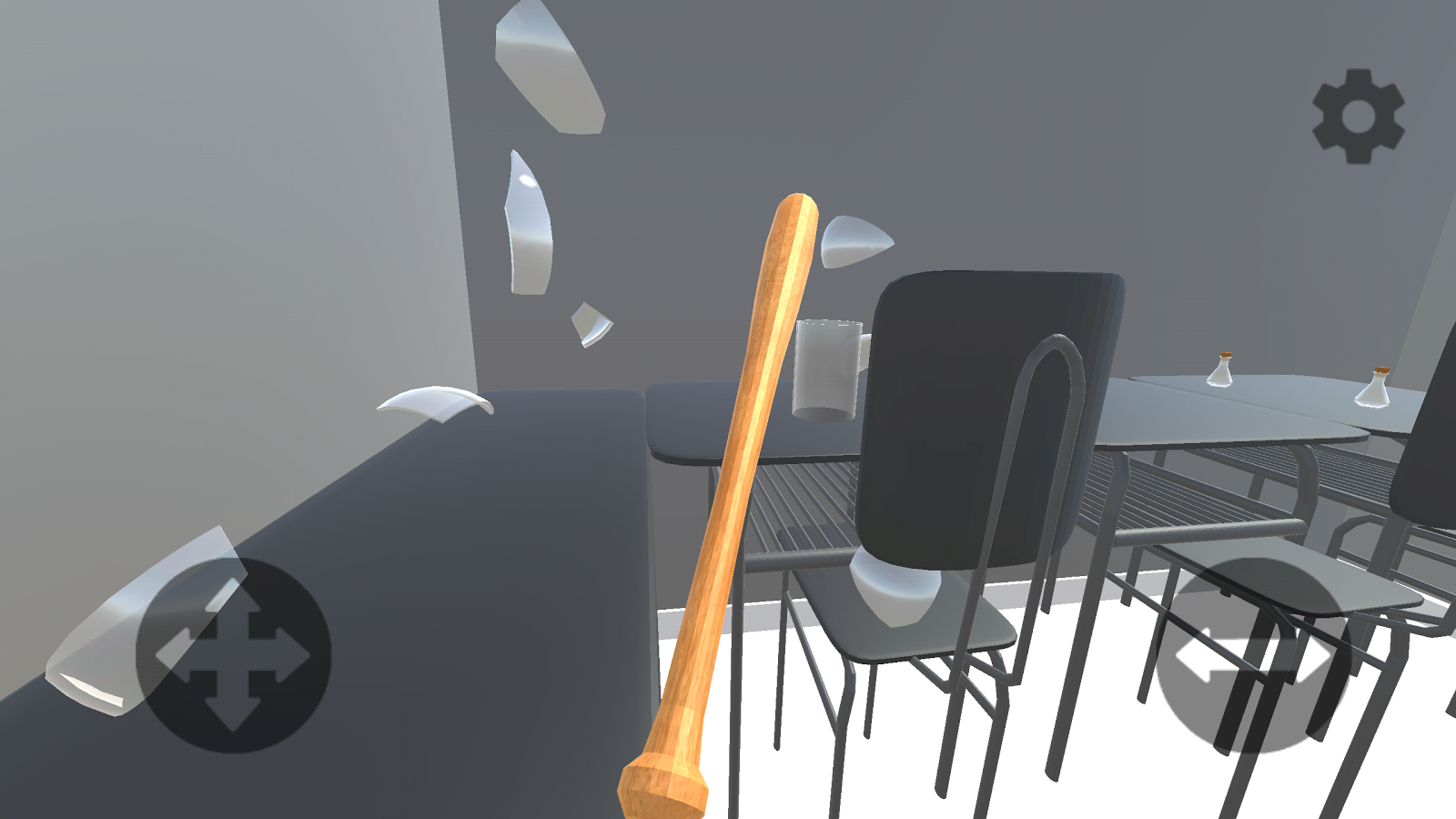 破坏房间VR图1