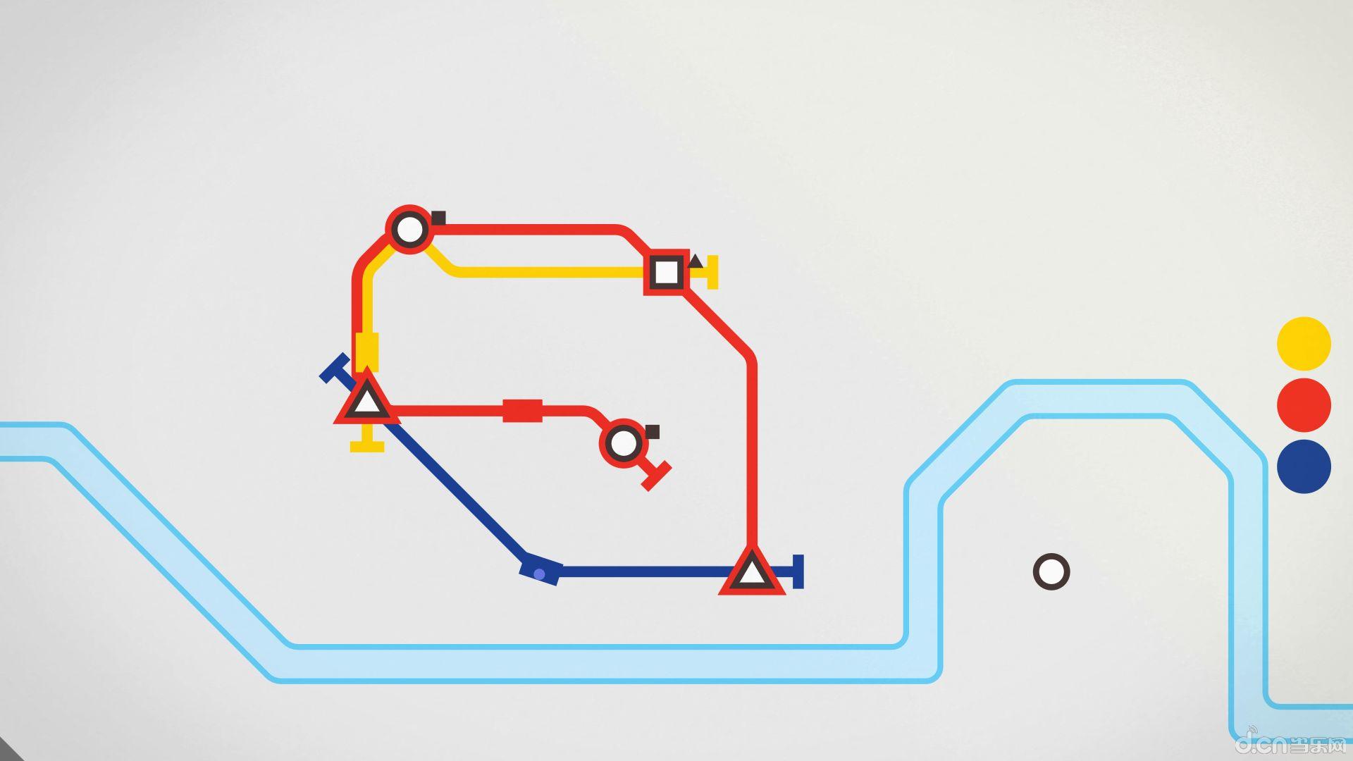 地铁卡通画素材