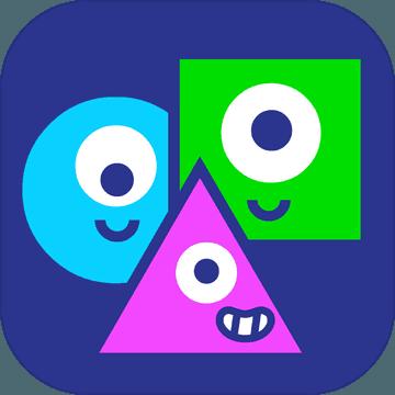 三角方块圆
