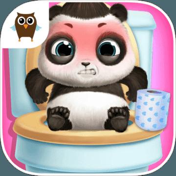 熊猫宝宝露露